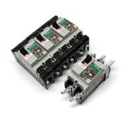 (4) Fuji Electric EG32AC Earth Leakage 15A Circuit Breakers E.L. 30mA 100-230V