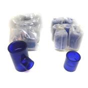 SPEARS LXT 801-249BL 2x2x1 Rd Tees (4) + 829-015BL 1-1/2 Socket Couplings (7)