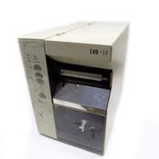 Zebra Z105-521-00300 Thermal Transfer Barcode Label Printer - Parts