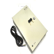 CCTV Security Camera T120U12-18L 12V/10A 18-Channel Power Supply Box + Keys