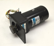 OM Oriental 5RK40GN-AM 1-Phase 40W Motor w/ Magnetic Brake & Reducer Gearbox 3:1
