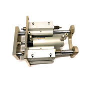 SMC MGGMF32-100 Guided Cylinder Assembly