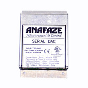 Anafaze Measurement & Control Serial DAC Digital to Analog Converter