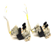 (Lot of 4) SMC VKF333V-5D0-01F-Q Direct Operated 3-Port Solenoid Valves 0.7 MPa