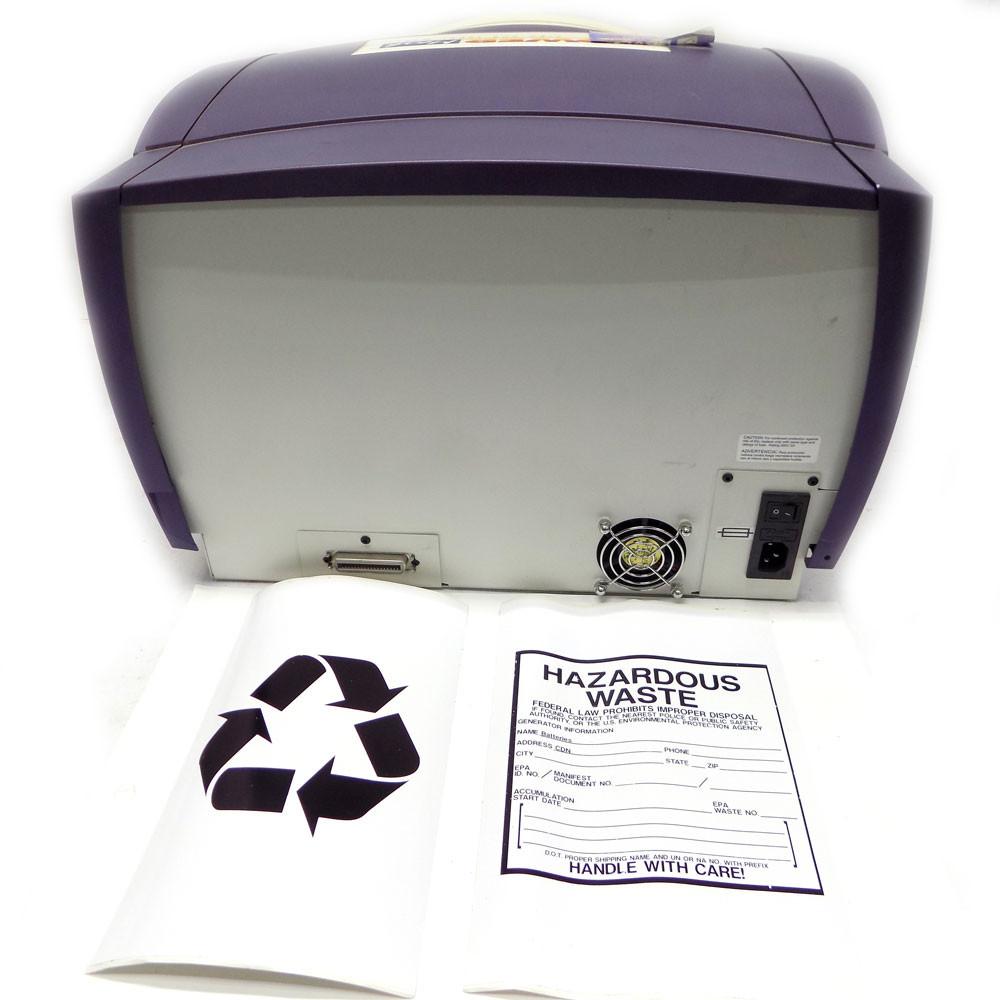 fa2b0d01c5a0 Brady Label & Sign Maker PM3 Power Mark Thermal Transfer Printer w/ Keyboard