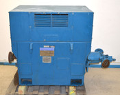 Westinghouse HSDP Induction Motor 500-Hp 3-Ph 460V