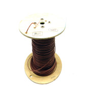 (~725') NEW CME Wire & Cable QI Series E95989 10AWG Solid Copper Wire Spool