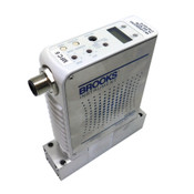 Brooks Instrument GF120CXXC Mass Flow Controller MFC He 600 SCCM GF120C-104661