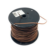(~488') NEW Southwire E51583 G 14 AWG Brown Copper Stranded Machine Tool Wire