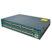 Cisco (1) WS-C2950G-48-EI (1) WS-C3548-XL-EN 48-Port Catalyst Switches