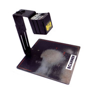 Microscan MS-520 FIS-0520-0002 High Speed Bar Code Scanner Head w/ Scanner Stand