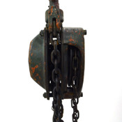 Jet 3-Ton Heavy Industrial #6000 Manual Fall Chain Hoist 10' Foot Lift Chain