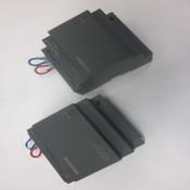 2 Siemens LOGO!Power 6EP1332-1SH42 Power Supplies 24VDC/2.5A DIN Rail Mount