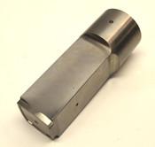 """202940A Titanium Welding Horn  3-5/8"""" x 1-1/2"""" x 1-7/16""""  Diameter: 2-1/8"""""""