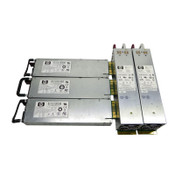 (Lot of 5) HP Hewlett-Packard ESP128 and ESP113 Server Power Supplies DL360G3
