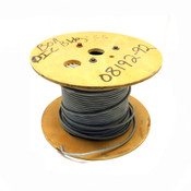 (~291') NEW ADT NCP1641-GY 18 AWG Dual Pair Copper Conductor Plenum Wire 300 V