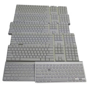 Apple Keyboards Wired 5x A1048 Wireless 1x A1255 and 1x A1314 (7)