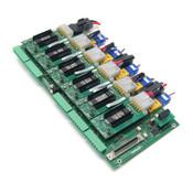 AMD 1000556-500 SLCB Rev. 5 Controller Board w/ 6 SDRV13 Modules