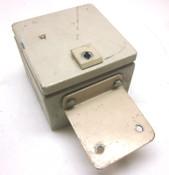 "Rittal 6"" x 6"" x 3"" Type 4 Control Panel Enclosure EB1553"