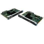 (Lot of 2) Cisco WS-X4515 Supervisor Engine IV P/N (1) 73-9047-02 (1) 73-9254-04