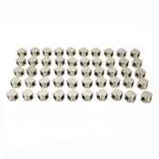 "(Lot of 50) NEW 304 Stainless 3/8"" Female NPT 90� Elbow Pipe Fittings Angle"
