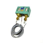 SAGInoMIYA DNS-D606M Pressure Switch LP -0.06 to 0.6 mpa / hp 0.8 to 3 mpa