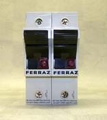 2 Ferraz ST14 PLC DIN Fuse Block Holder 690V/50A 14x51 J081221