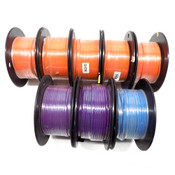 (Lot 800 Feet) NTE WA16 Colored Single Conductor Automotive 16AWG Stranded Wire