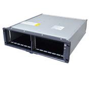 NetApp DS14mk4 FC 430-00028+A0 Storage Shelf 2x ESH4 2x PS No HDD No Caddies