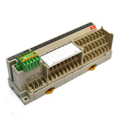 Omron DRT2-ID16TA Remote I/O Terminal 11 - 25VDC Communication 16-I/O Points