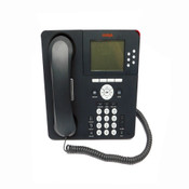 Avaya 9630 IP Business Conference Telephone Class 2 Office Phone PoE Black