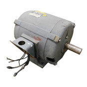 Century Electric 6-312373-01 7.5hp 3P 1750rpm 230/460V 21.0/10.5A Electric Motor