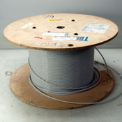 NEW 490' M22759/16-8-9 Mil Spec Aviation Non-Shielded Wire 8 AWG 600V