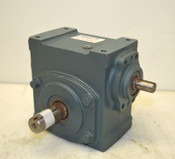 NEW Baldor 20S07L Dodge Tigear-2 Gearbox Speed Reducer 7:1 Dual-Shaft 2.8-Hp