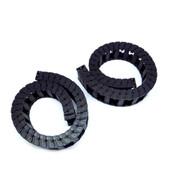 "Igus E6.29.02.055 E-Chains 76.2mm(W) x 44.45mm(H) x 34""(L) (2)"