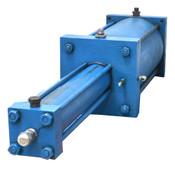 Hydraulic Force Multiplier Dual Cylinder