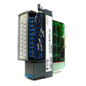 Allen-Bradley SLC500 1746-1B16 SER C Win(21) 7M2CXITY 10-30 VDC Input Module