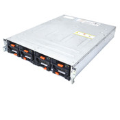 EMC TRPE Storage System Mainframe w/ 4x SPAEMCM-06 AC-DC Converters No Modules