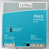 Puls SL10.105(PFC) 24VDC 10A Industrial Power Supply 115/230V 1phase Input