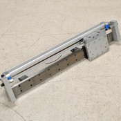 Festo 62cm DGP Linear Drive Actuator w/Rexroth 25/70 R1671 Guide Rail & Switches