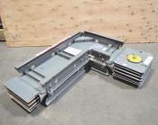 Square D CF2320G35LFS22B13 Busway Elbow 2000-Amp I-Line II 3P3W