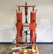 Zander KN4-LDP Dryer 150-psi@500°F EcoDry Air/Gas Absorption