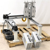4-axis Linear Robot Module THK GL20N Allen-Bradley Motors +2098-DSD-HV030 Drives