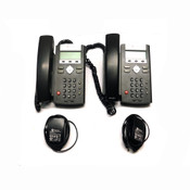 Polycom IP331 HD Voice Soundpoint Business Telephone w/Power Adapters