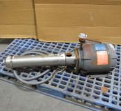 MagneTek/Weber 5-Hp Century Motor Webtrol Booster Pump 3-Ph EZ-Series H20B12
