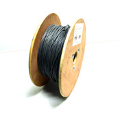 NEW HWC 395 ft. 1PR24 Tinned Copper 24 AWG PVC Shielded 300 Volts Audio Cable