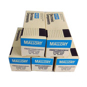(Lot of 5) NEW Mallory CGS512U040R3C Screw Terminal Capacitor 5,100 MFD 40 WVDC