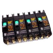 Fuji SA32BUL 5 Amp 2-Pole 220 VAC Auto Breaker 5A Circuit Breaker (4)