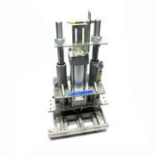 Rexroth 3842999678 Lift Position Unit w/0822243005 Cylinder & (2) Baluff Sensors