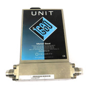 "Celerity UNIT UFM-1660 Mass Flow Controller MFC 6SLM He Gas 1/4"" VCR"
